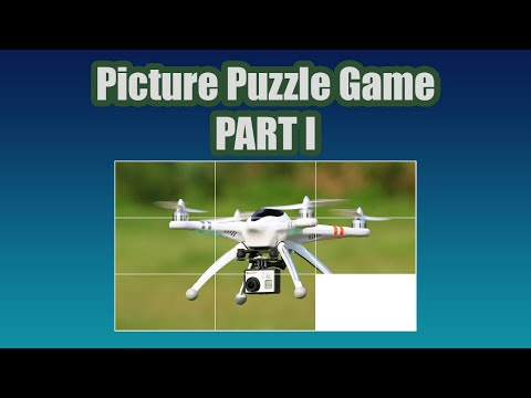 How To Code Picture Puzzle Game In Plain Javascript - Part 1