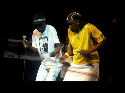 Tuku & Ringo- Into Yami (Tuku,Ringo,Awilo show london 2010)