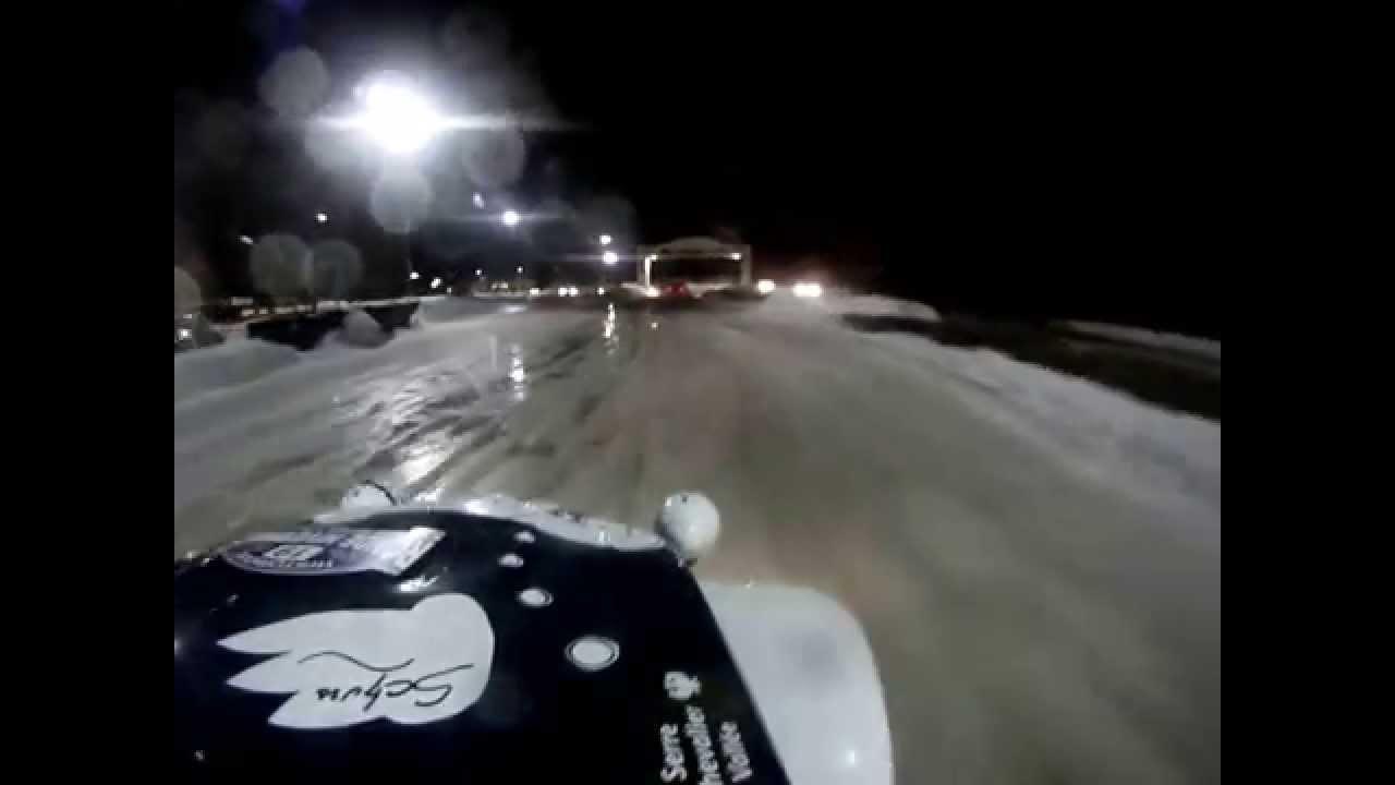 2cv sur glace ronde hivernale historique serre chevalier 2015 ...