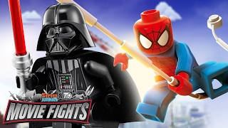 Who Should Get Their Own LEGO Movie? - MOVIE FIGHTS!!