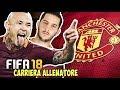 CLAMOROSO: NAINGGOLAN E MANOLAS TRADITORI AL MANCHESTER UNITED!! -  fifa 18 carriera allenatore