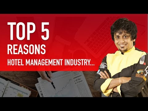Dr. Chef Vinoth Kumar Speaks About Hotel Management Industry..