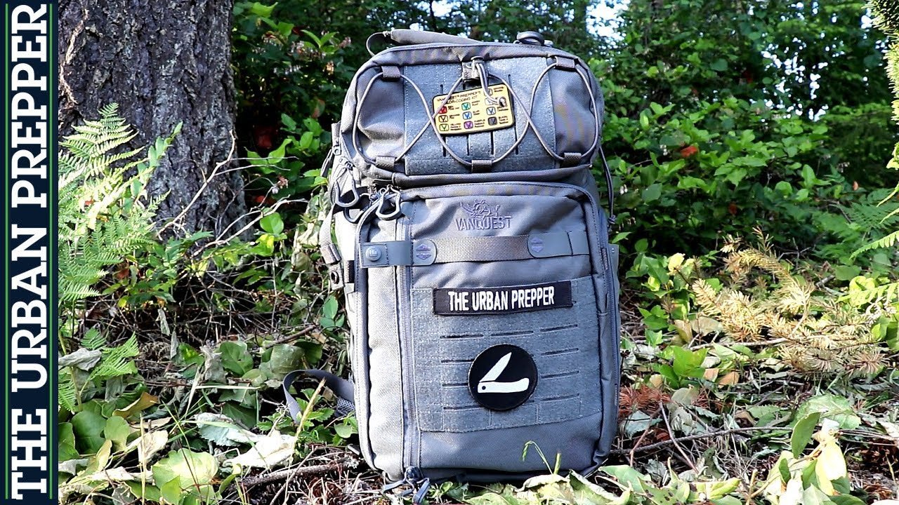 f7cf004442c Vanquest Trident-31 Backpack Review - YouTube