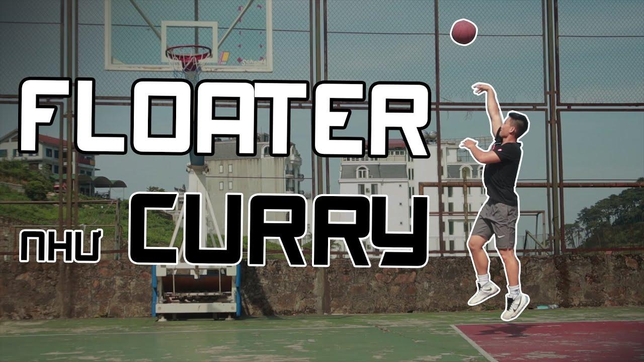 Dứt điểm nhanh với động tác FLOATER/ How to FLOATER in basketball???