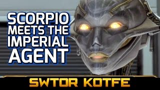SWTOR KOTFE ► Imperial Agent Meets Scorpio, Chapter 7 (Knights of the Fallen Empire)