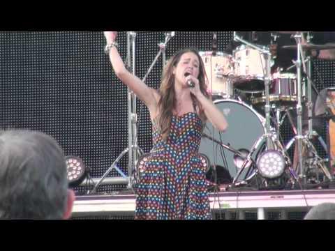 Britt Nicole - Ready or Not - Witness Festival 2012
