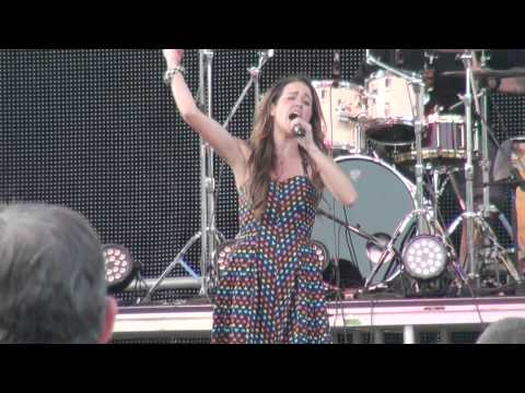 Britt Nicole - Ready or Not - Witness Festival 2012