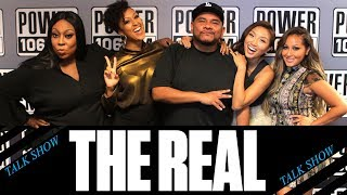 'The Real' Cast On Kevin Hart's Extortion Case + R. Kelly's Sex Slave Scandal