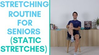Stretching Exercises For Seniors | My Favourite Stretches For Seniors (13 Mins)