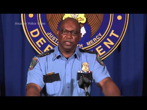 Houston Police Chief: Citizens Can Help Reduce Car Burglaries