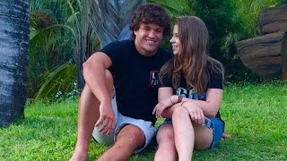 Bindi Irwin Cuddles Up to Boyfriend Chandler Powell, He Calls Her an 'Amazing Girlfriend'