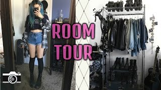 ROOM TOUR 2016 | VINTAGE GRUNGE DECOR