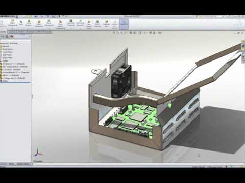 Solidworks Sheet Metal Youtube