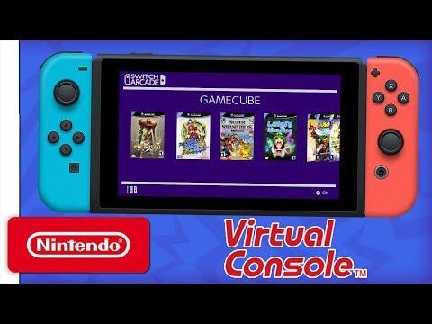 Switch Virtual Console!!! (Concept)