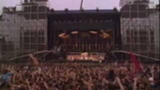 Metallica - Creeping Death Live 1991 In Moscow ( HQ ) 1.5 Million Spectator Crowd