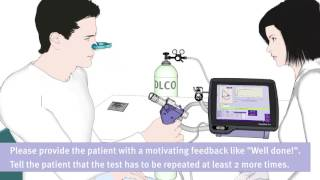 DLCO and FVL test with the EasyOne Pro - User instruction