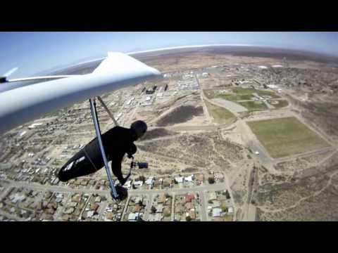 Hang Gliding Atos VX ,Hang Gliding in Alamogordo, NM - YouTube