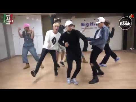 [SUB ITA] 160601 BANGTAN BOMB - BTS 'Baepsae' Dance Practice (Excited Ver.)