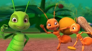 Download Smart Ants Song | Hindi Rhymes for Children | Infobells