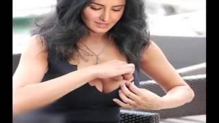 Katrina Kaif Top Milk Slips Exposes Breast