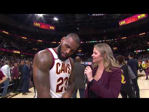 Lebron James Breaks Down Crying After He Admits He Pushed Gordon Hayward