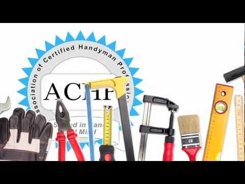 Association of Certified Handyman Professionals ACHP