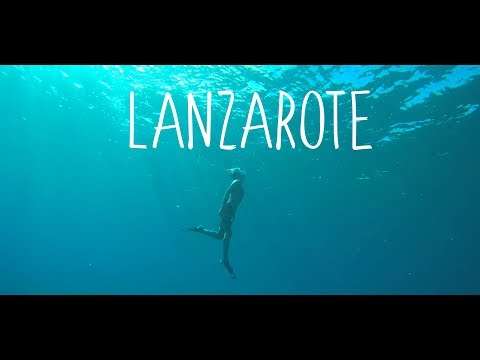 Lanzarote trip 2017 - Xiaomi 4k & Xiaomi Yi Gimbal
