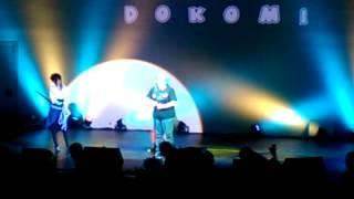 DoKomi 2015: Horrorkissen, Naruto und Sasuke