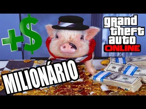 NEW MONEY GLITCH GTA V DINHEIRO INFINITO + PASSAR DUPLICAR CARROS PARA O AMIGO PS3 PS4 XBOX 360 XONE