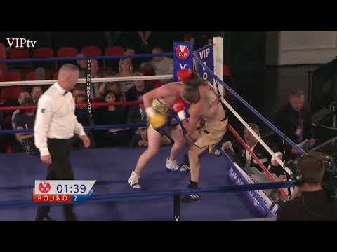 Tom Farrell v Chris Adaway in Blackpool on 15.7.2017