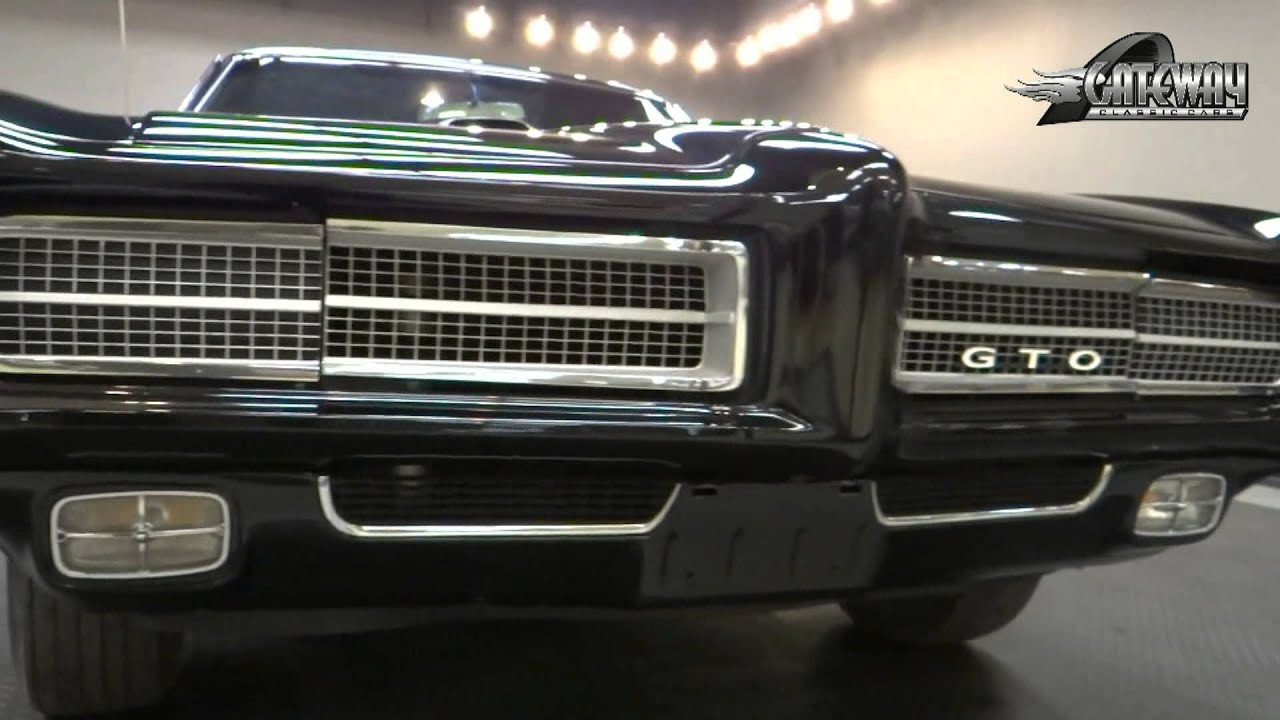 1969 Pontiac GTO for sale at Gateway Classic Cars in St. Louis, MO ...