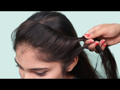 Back To School Hairstyles Super Easy And Quick Braid Hairstyle