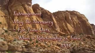 Estrangement Education Lesson 4 of a 5 Part Series