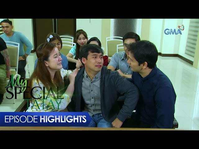 My Special Tatay: Absuwelto si Boyet | Episode 55