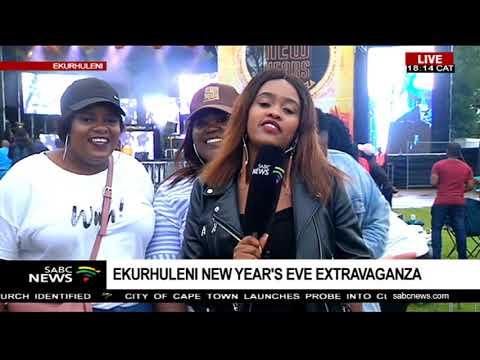 Countdown to 2019 in Ekurhuleni