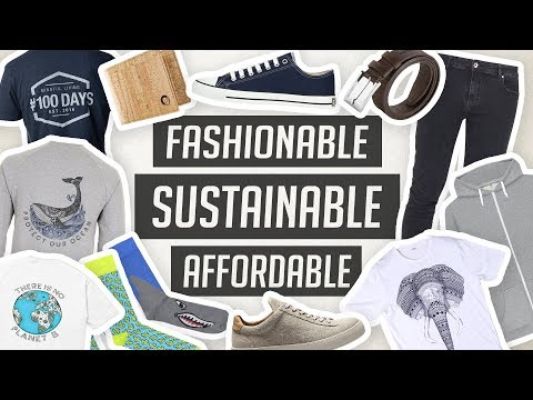 8 Sustainable Fashion Brands That Don't Cost The Earth
