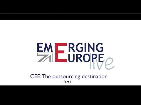 CEE — The Outsourcing Destination | Part 1 — Bojidar Loukarsky, Bulgarian Minister of Economy