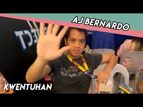 Aj Bernardo Pinoy Komikero Sa IKP
