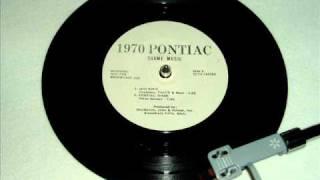 GTO Rock - Pontiac Theme Music 1970