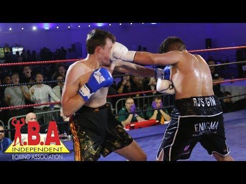 IBA BOXING UK - Tommy Mahon v Mason Martin - IBA Boxing