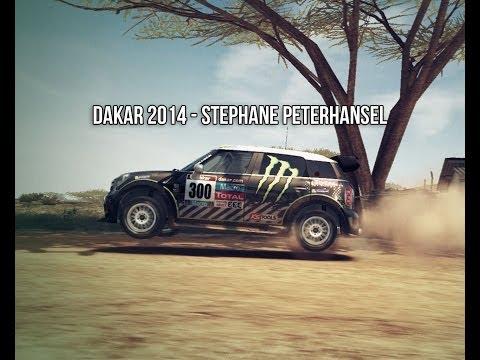 DiRT3 - Dakar 2014 Stephane Peterhansel