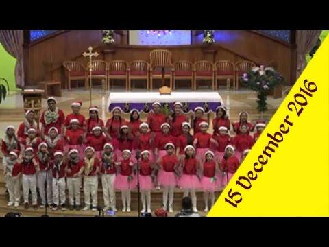 Christmas Carol 2016 - Filipino Children's Choir