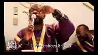 The Israelites Esau Rome Herod Khazars