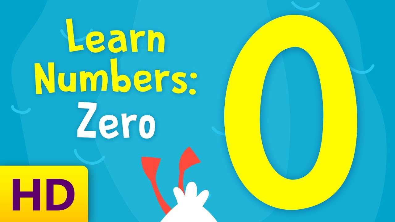 Learn Numbers | Number Zero | How to teach number 0 | Is zero a ...
