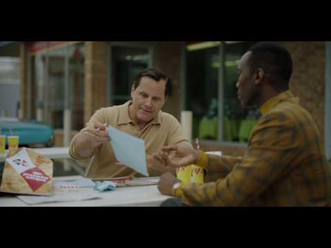 Mahershala Ali & Viggo Mortensen Writing Letter   Green Book (2018) MovieClip   BestMovieClips