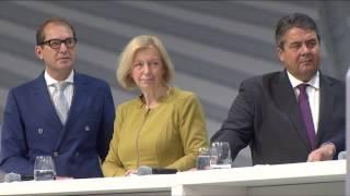Nationaler IT-Gipfel 2016: Gigabit Gesellschaft verwirklichen