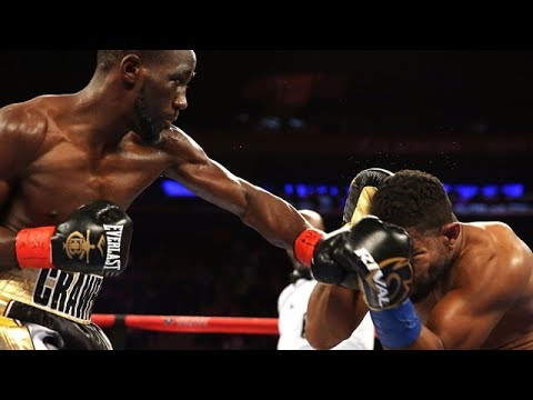 TERENCE CRAWFORD VS. FELIX DIAZ FULL FIGHT AFTERMATH; IMMEDIATE REACTION OF CRAWFORD