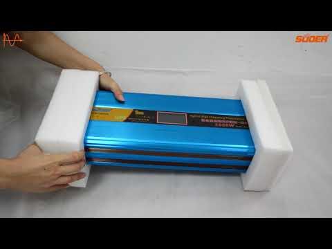 Suoer High Frequency Hybrid Photovoltaic Inverter UPS 24V 1000W(SON-SUW1500VA)