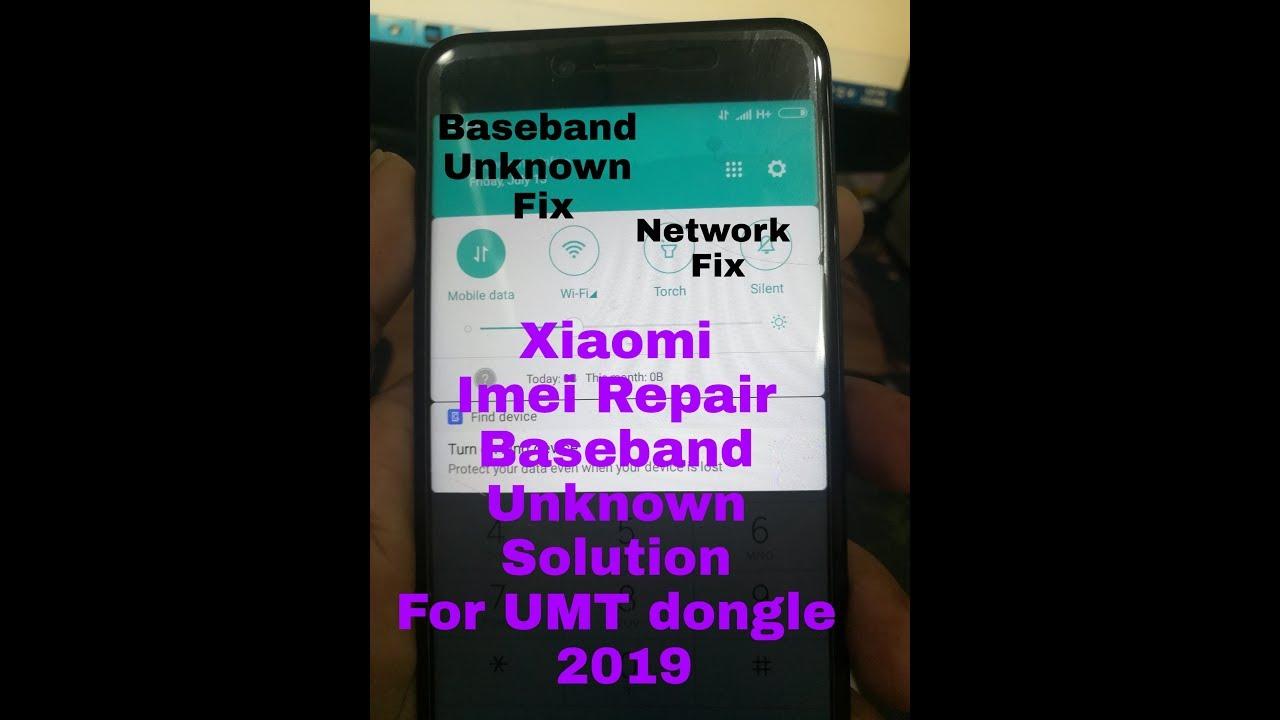 Xiaomi Redmi Note 5A Prime Imei Baseband Unknown FIX File Firmware