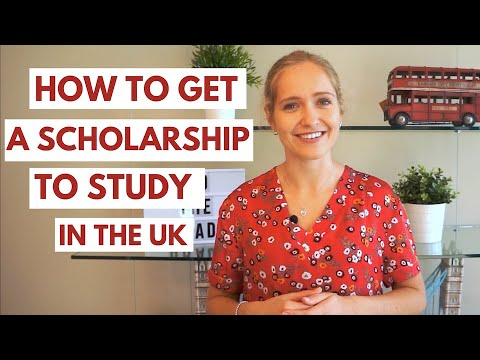 How to get a University​ Scholarship to study in the UK